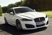 2014 Jaguar XF, Front-quarter view, exterior, manufacturer
