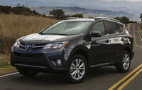 2014 Toyota RAV4, Front-quarter view, exterior, manufacturer, gallery_worthy