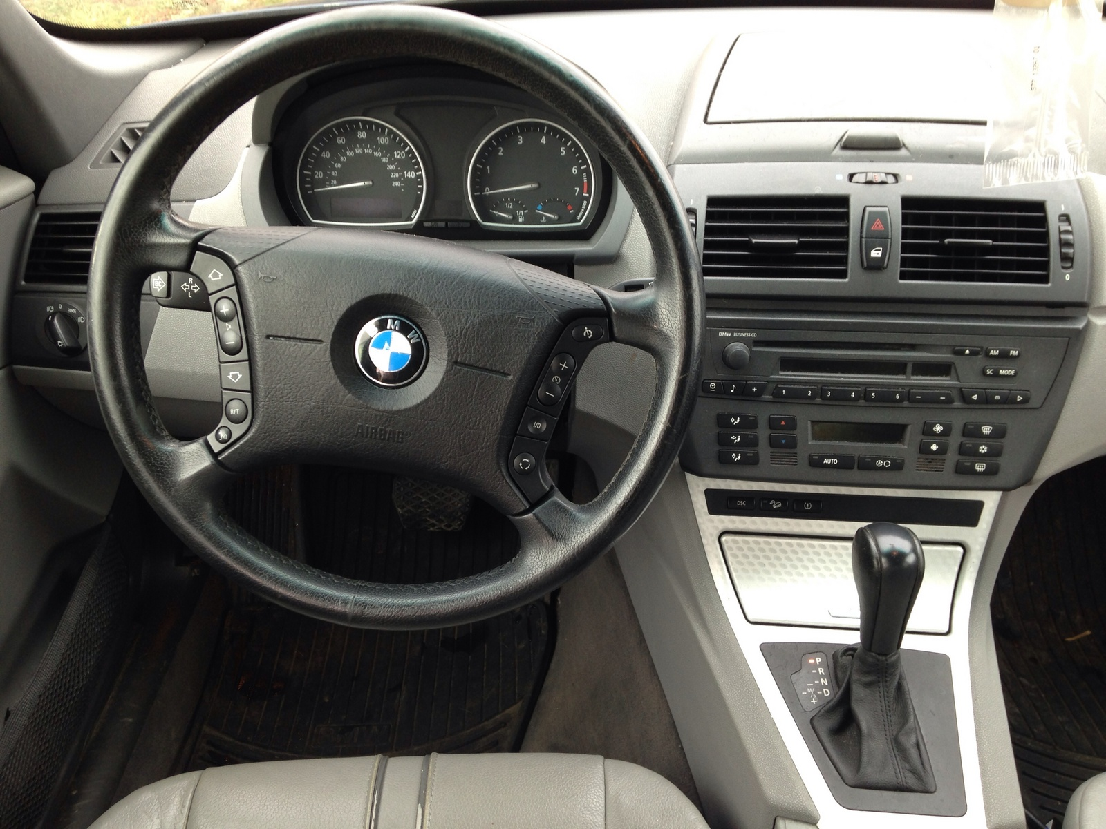 2004 Bmw X3 Interior Pictures Cargurus