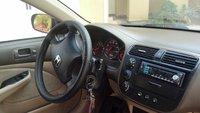 Picture of 2003 Honda Civic Coupe, interior