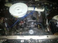 Picture of 1976 Toyota Corolla E5, engine
