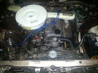 Picture of 1976 Toyota Corolla E5, engine