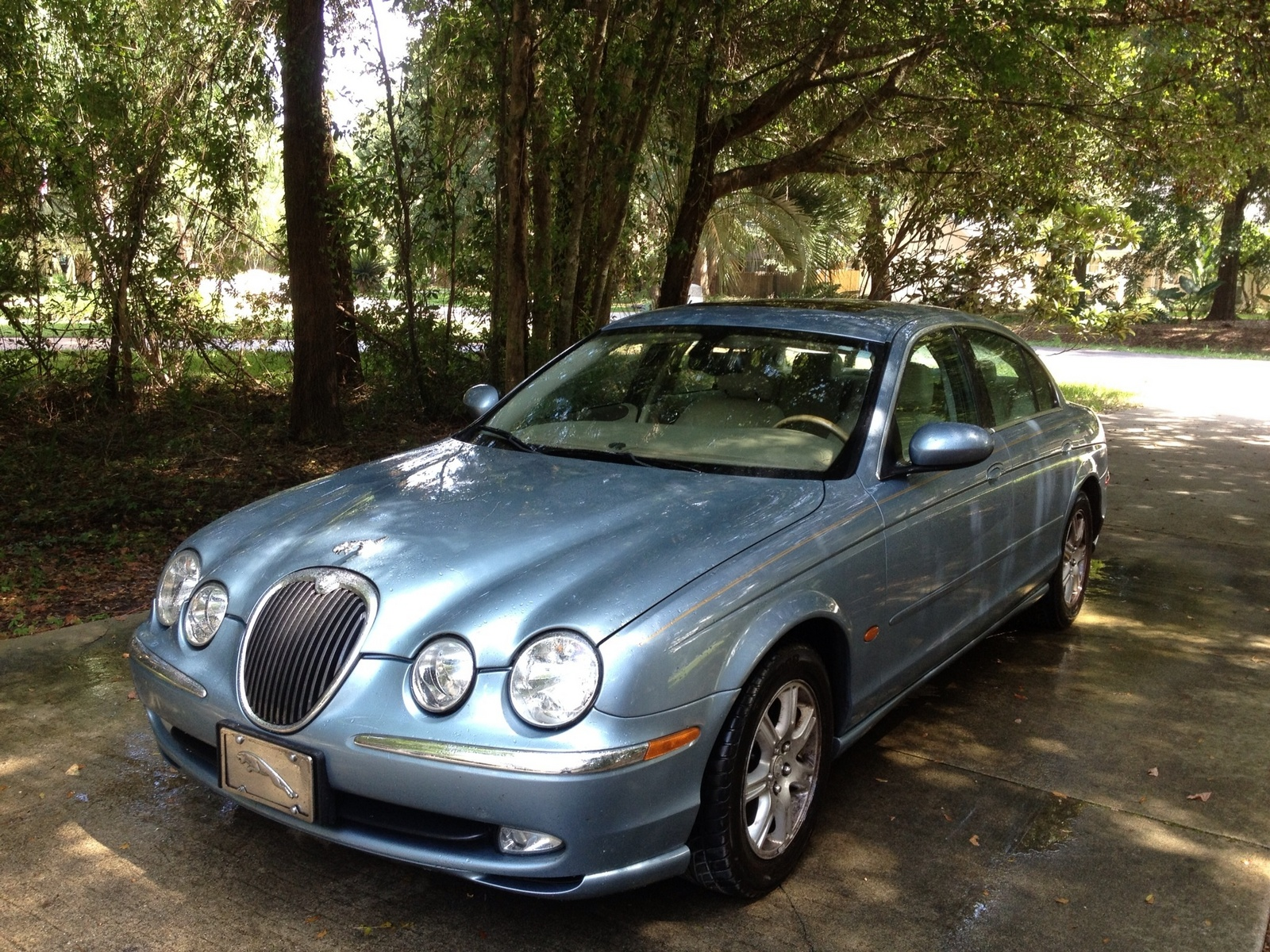 service manual how to check freon 2004 jaguar s type. Black Bedroom Furniture Sets. Home Design Ideas