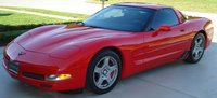 1998 Chevrolet Corvette Coupe, Picture of 1998 Chevrolet Corvette Base