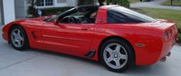 Picture of 1998 Chevrolet Corvette Coupe