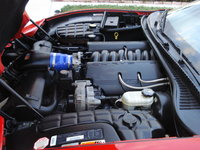 1998 Chevrolet Corvette Coupe, Picture of 1998 Chevrolet Corvette Base, engine
