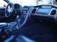 Picture of 1998 Chevrolet Corvette Coupe, interior