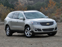 2014 Chevrolet Traverse LTZ, exterior, gallery_worthy