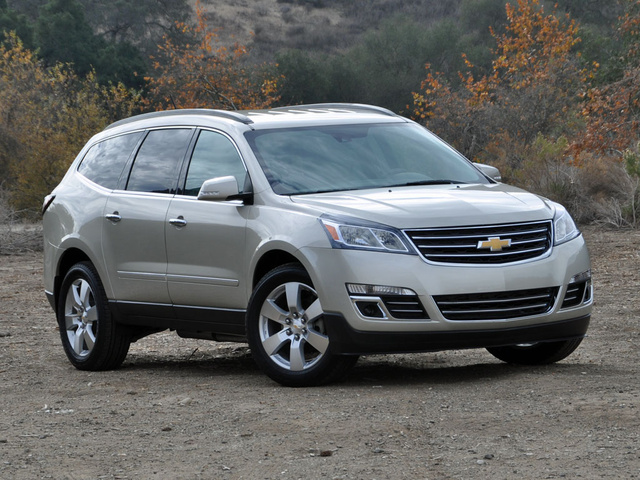 Chevrolet Traverse #