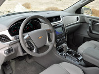 2014 Chevrolet Traverse LTZ, interior, gallery_worthy