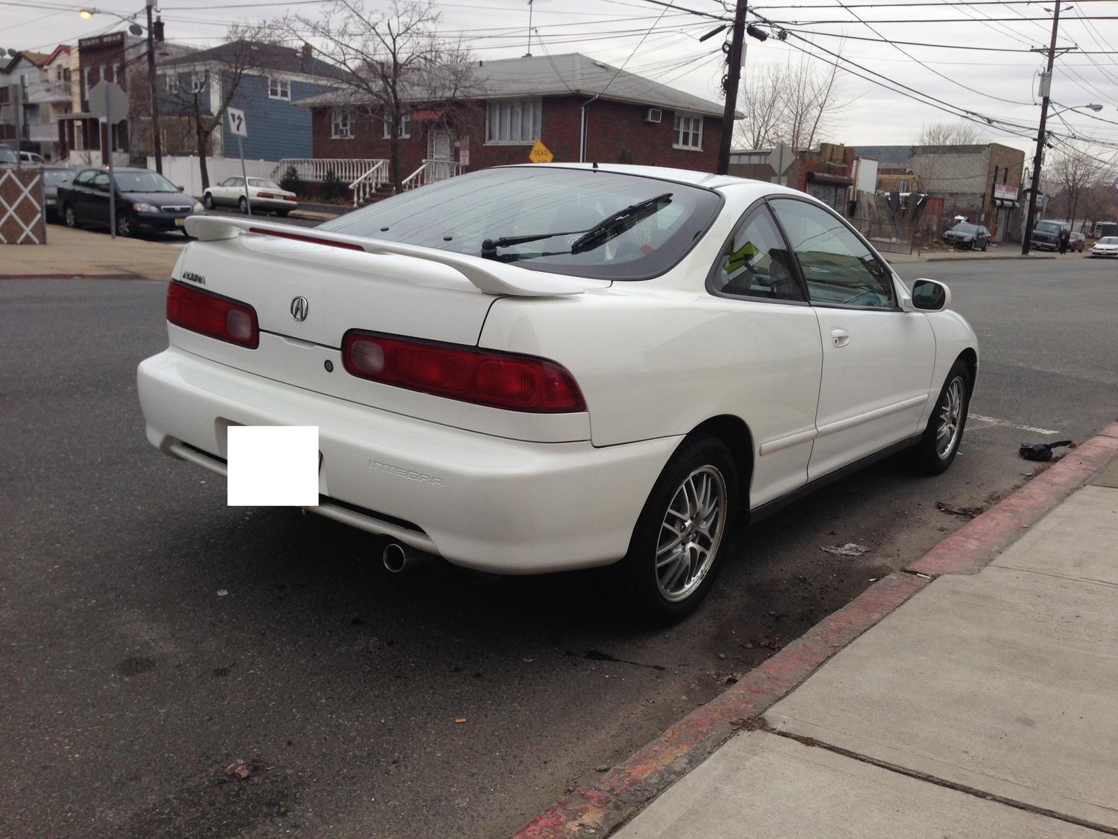 Acura Integra Dr Ls Hatchback Pic