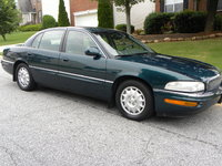1999 Buick Park Avenue 4 Dr Ultra Supercharged Sedan picture, exterior
