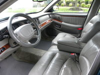 Picture of 1999 Buick Park Avenue Ultra FWD, interior, gallery_worthy