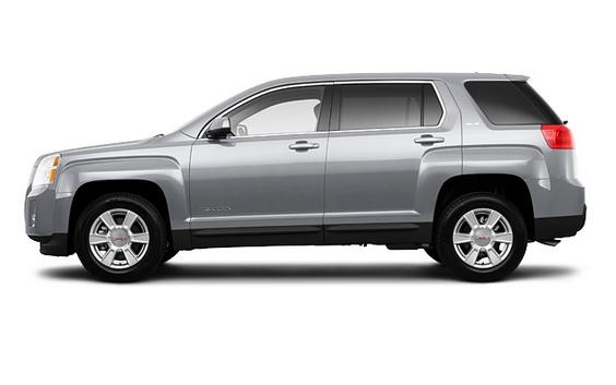 Picture of 2010 GMC Terrain SLE2, exterior, gallery_worthy