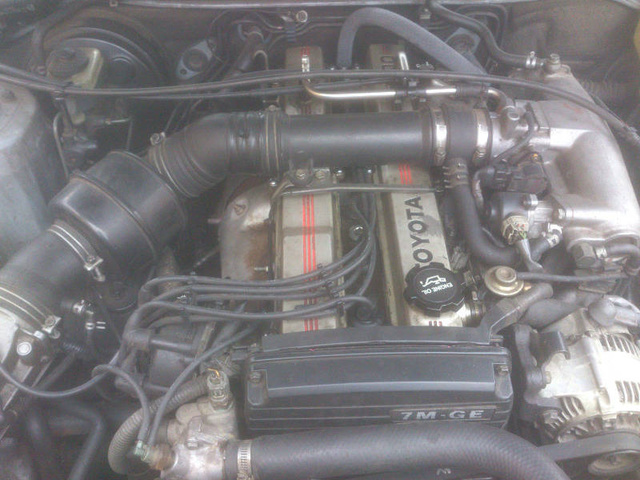 Picture of 1991 Toyota Cressida STD, engine, gallery_worthy