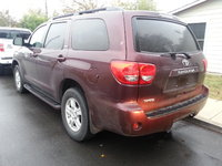Picture of 2009 Toyota Sequoia SR5 4.7L, exterior, gallery_worthy