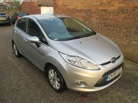 2009 Ford Fiesta Overview