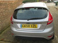 Picture of 2009 Ford Fiesta, exterior, gallery_worthy