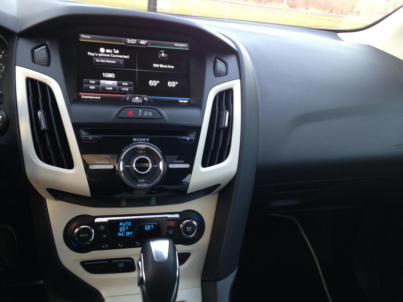 2014 ford focus titanium hatchback 2014 ford focus titanium hatchback - Ford Focus 2014 Hatchback Titanium