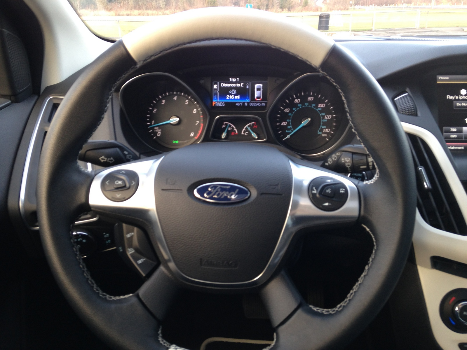 picture of 2014 ford focus titanium hatchback interior. Cars Review. Best American Auto & Cars Review