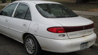 1998 Mercury Tracer Overview