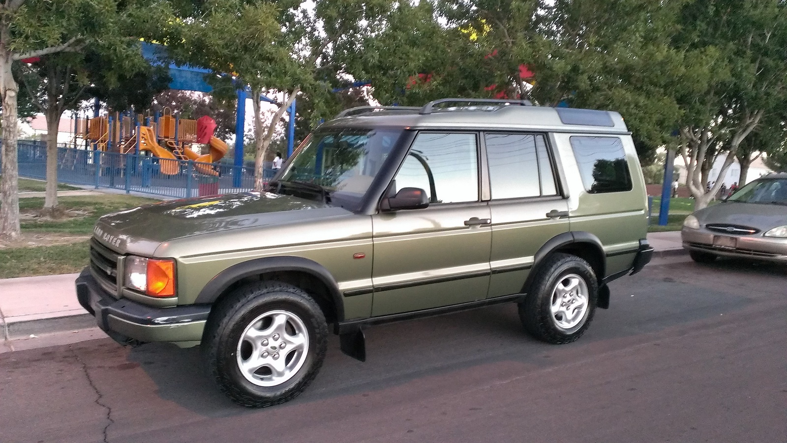2001 Land Rover Discovery Series Ii Specifications
