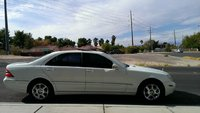 2000 Mercedes-Benz S-Class S500, 2000 Mercedes  S500 FOR SALE 702-325-0000, exterior