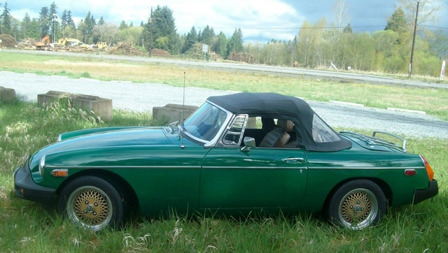 Picture of 1977 MG MGB Roadster, exterior, gallery_worthy