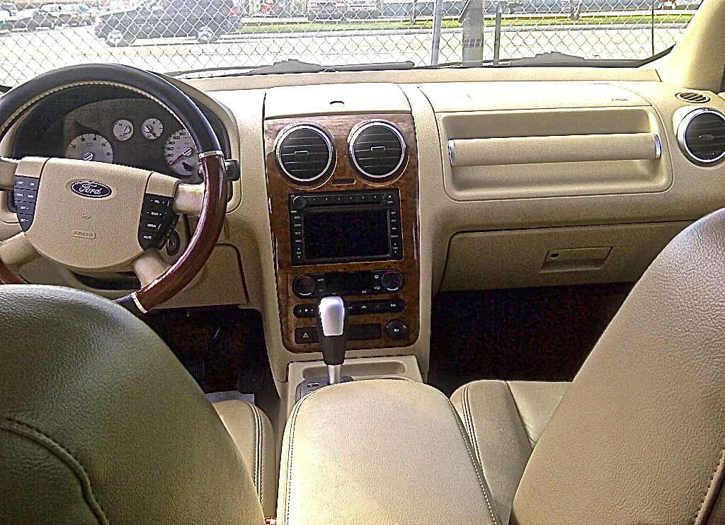 2006 Ford Freestyle Interior Pictures Cargurus