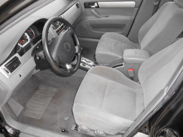 Picture of 2008 Suzuki Forenza Convenience, interior, gallery_worthy