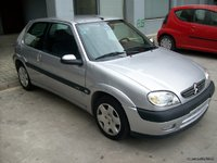2000 Citroen Saxo Overview
