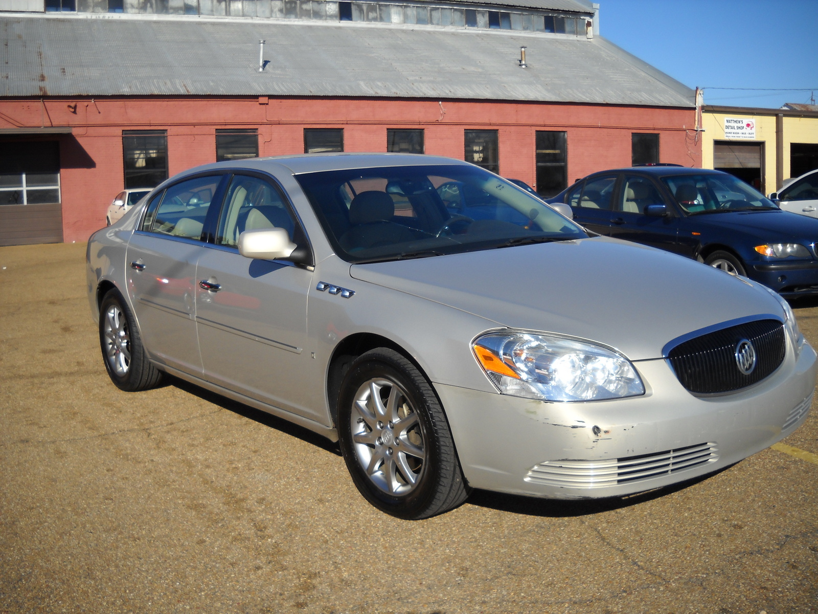 Car Reviews On  Buick Lucerne