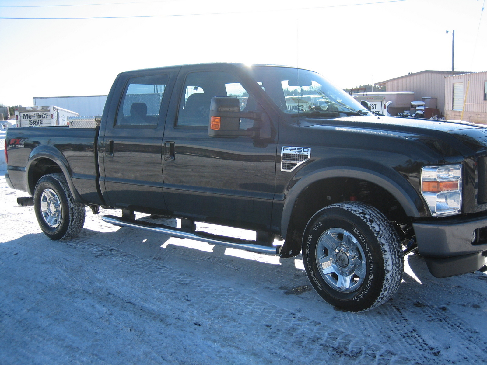 2008 Ford F-250 Super Duty - Pictures