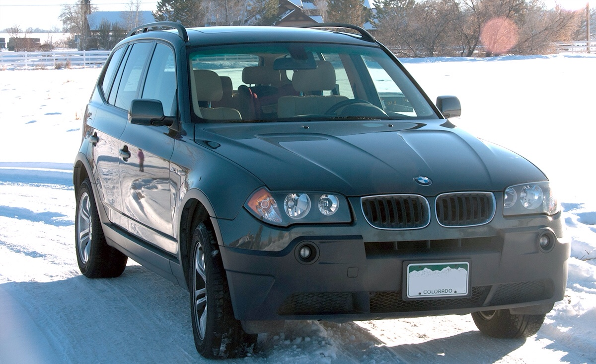 2005 bmw x3 exterior pictures cargurus. Black Bedroom Furniture Sets. Home Design Ideas
