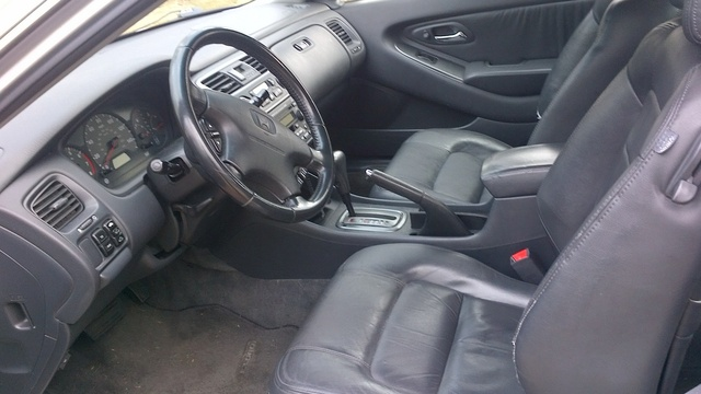 2001 Honda Accord Interior Pictures Cargurus