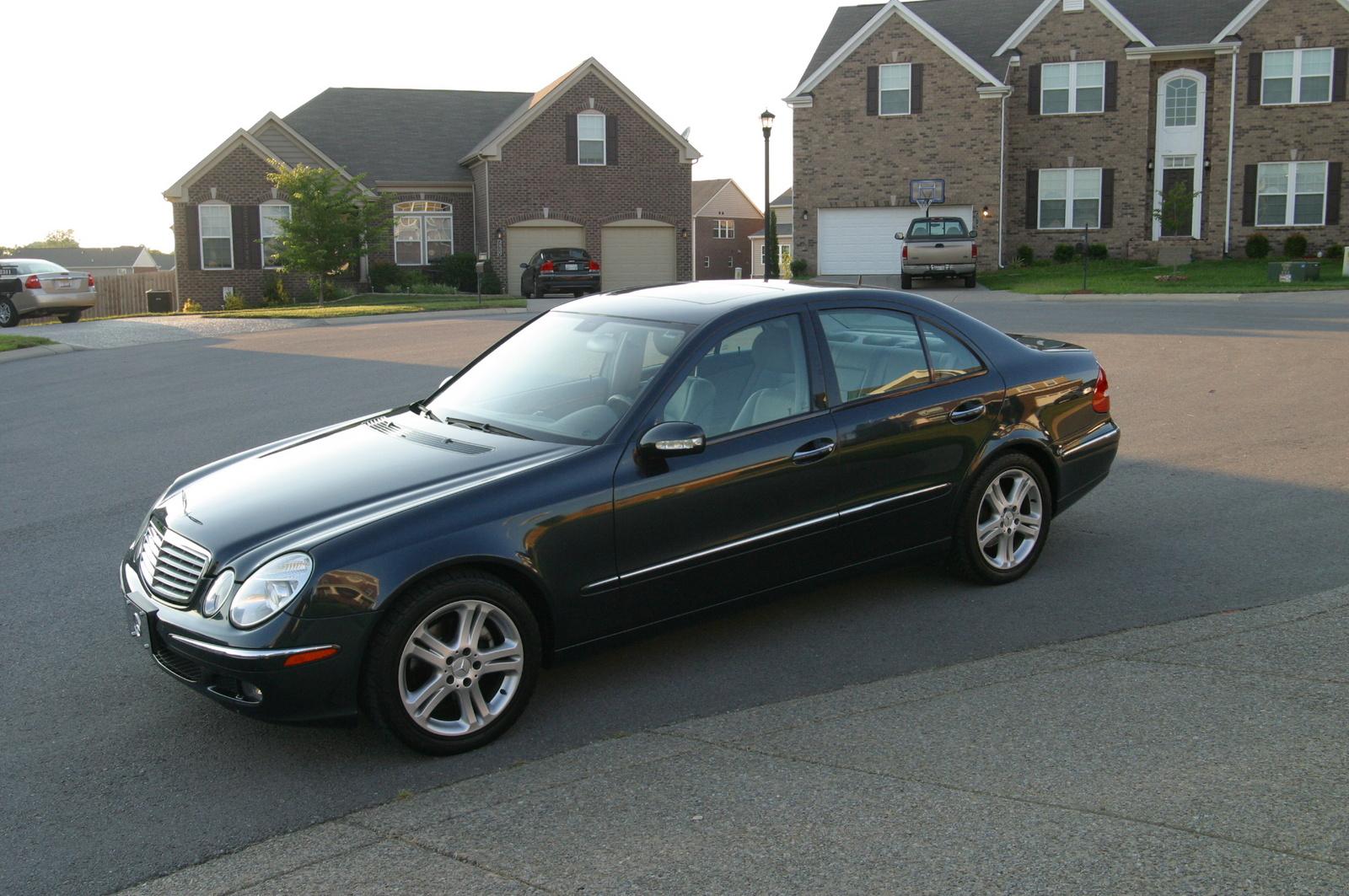 2006 mercedes benz e class pictures cargurus for Mercedes benz 2005 e350 price