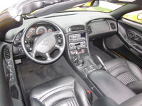 Picture of 2004 Chevrolet Corvette Convertible, interior