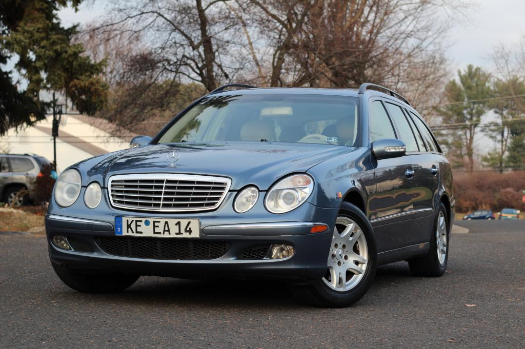 2005 mercedes benz e class pictures cargurus for Mercedes benz e320 wagon
