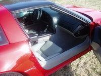 1996 Chevrolet Corvette Coupe, Picture of 1996 Chevrolet Corvette Base, interior