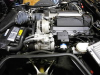 Picture of 1995 Chevrolet Corvette Convertible, engine