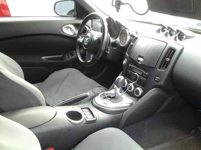 2010 Nissan 370Z - Interior Pictures - CarGurus