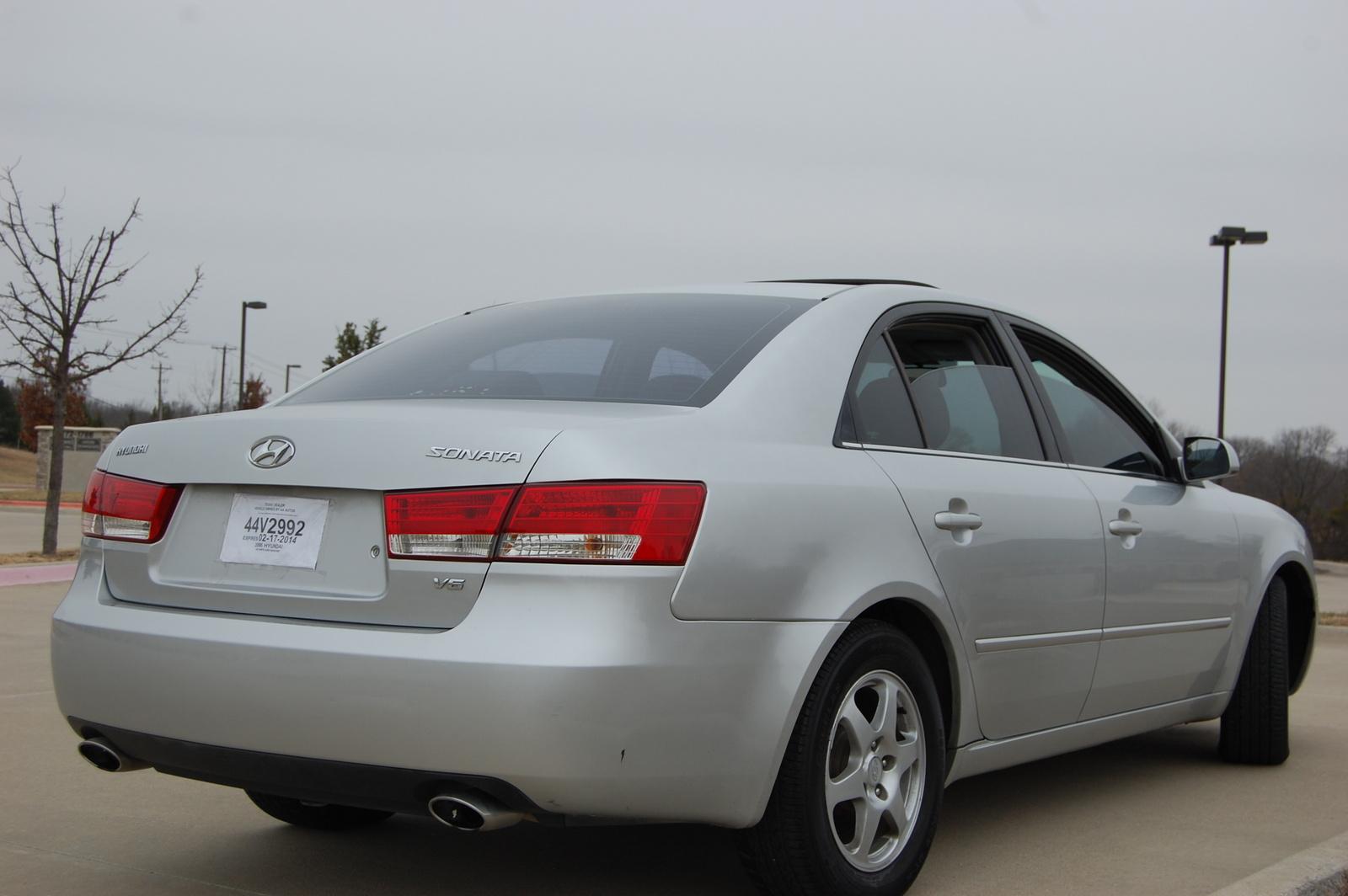 2006 Hyundai Sonata Pictures Cargurus