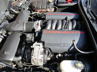 Picture of 2004 Chevrolet Corvette Coupe, engine