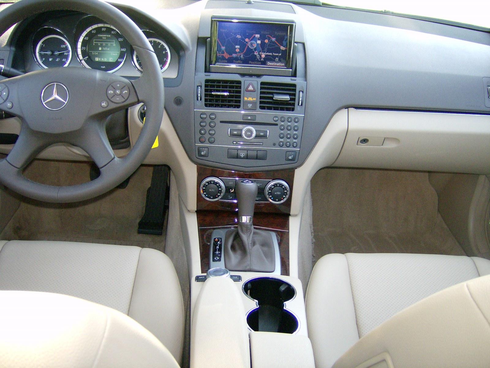 2010 Mercedes Benz C Class Pictures Cargurus