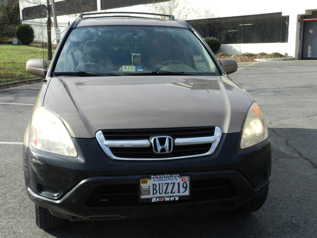 Picture of 2003 Honda CR-V EX AWD, exterior, gallery_worthy