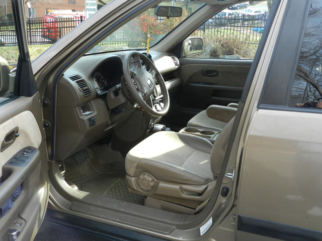 Picture of 2003 Honda CR-V EX AWD, interior, gallery_worthy