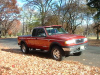1999 Mazda B-Series Pickup 4 Dr B3000 SE Extended Cab SB picture, exterior