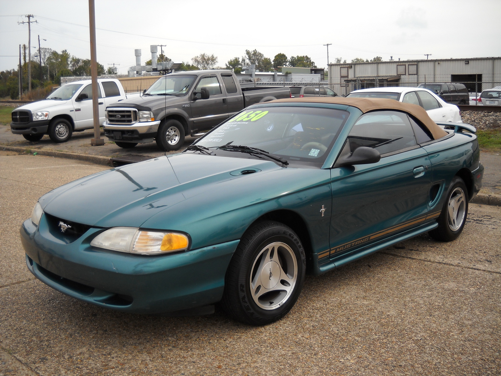 1997 ford mustang pictures cargurus