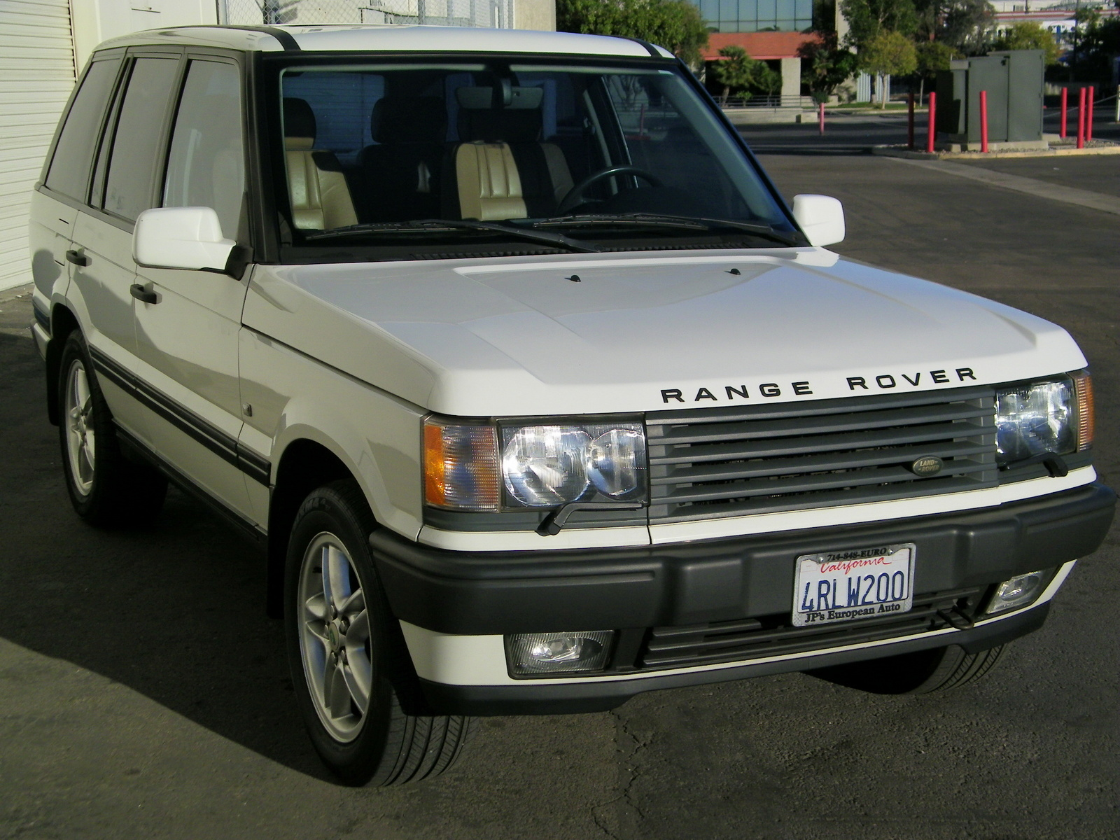 How To Replace 2000 Land Rover Range Rover Front Wheel