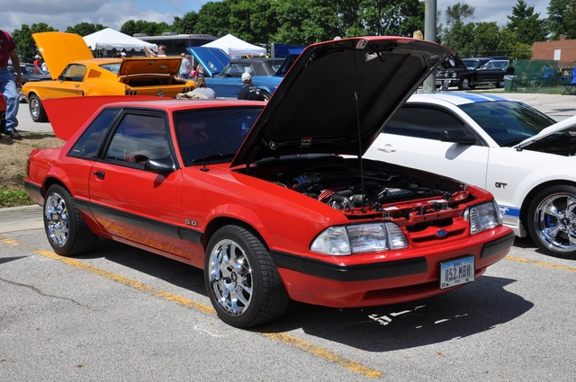 Ford Mustang Lx Coupe Pic X on 1995 Ford F 150 5 0 Engine